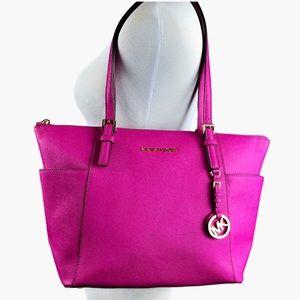 ⚡️HOST PICK ⚡️Michael Kors pink hand bag purse